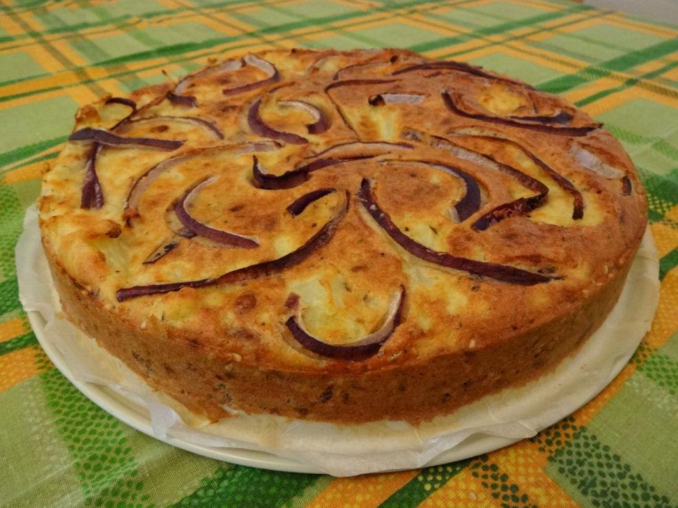 Buckwheat flour ingredients good food cauliflower quiche forumfinder Image collections